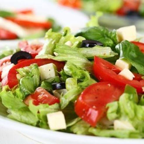 סלט ירקות - Vegetable Salad