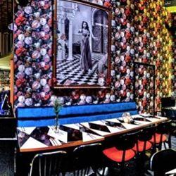 מסעדת ואלרו מבט מבפנים - Restaurant Valero interior view