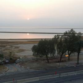 Изображение Marea Moartă, lacul aflat la cea mai mare adâncime