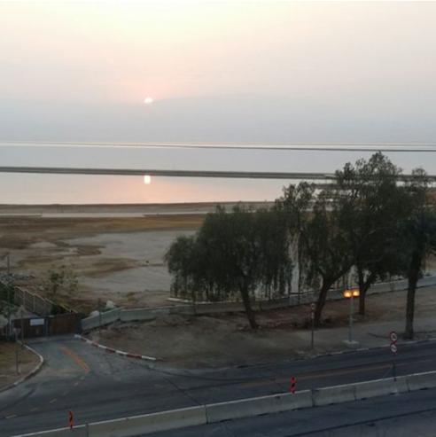 Picture of Marea Moartă, lacul aflat la cea mai mare adâncime