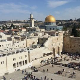 Picture of Ierusalimul, capitala religioasă a lumii