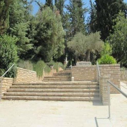 בית קברות צבאי של חטיבת הראל - Military cemetery of the Harel Brigade
