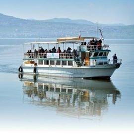 שייט בכנרת - Sailing in the sea of galilee