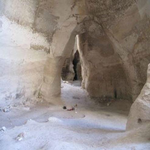 מערות לוזית - Luzit Caves