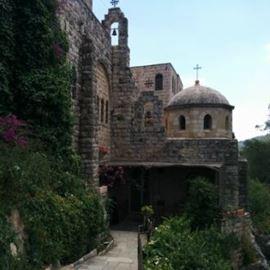 מנזר יוחנן המטביל - Yohanan Hamatbil Monastery