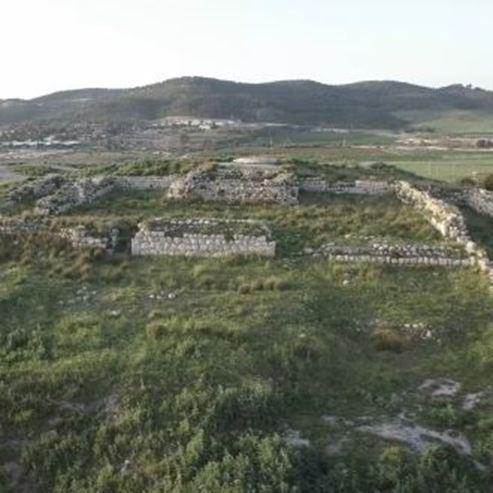 תל בית שמש - Tel Bet Shemesh