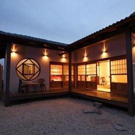 צימר יאנג בלילה - cabins Yang at night