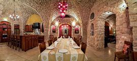 וילה תפארת -חדר אוכל -Villa Tiferet - dinner room