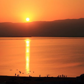 Picture of Dead Sea is So Much Fun- A Trip to the Israel Side!