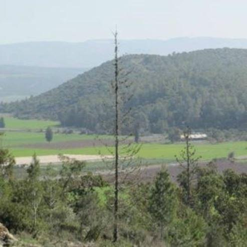 תל עזקה - Tel Azekah