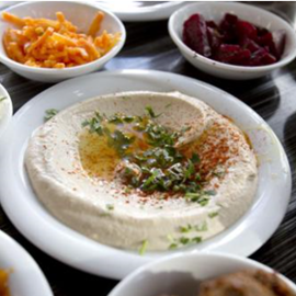 Picture of Who invented hummus?