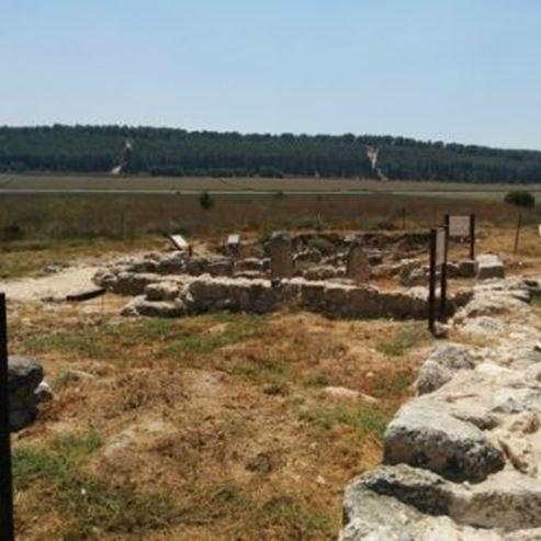 תל בטש -  Tel Batash