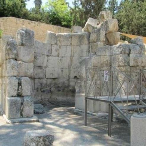 אמאוס, ניקופוליס – עיר הניצחון - Emmaus, Nicopolis - The City Of Victory