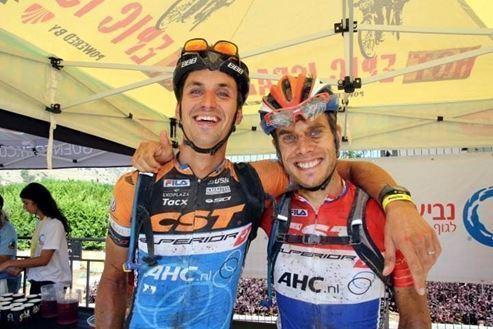 Picture of Epic Israel 2#: Oggi Marzio Deho e Pietro Sarai chiudono in seconda posizione. Vincono i favoriti