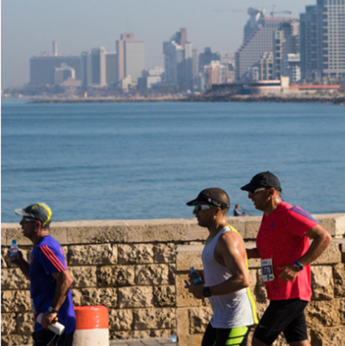 Picture of Tel Aviv Marathon: Strecke, Infos, Anmeldung, Fotos