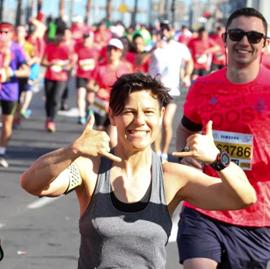 Picture of Tel Aviv Samsung Marathon 2016: in Israele vince lo sport e la felicità