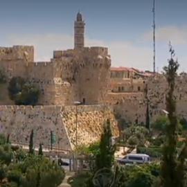 Picture of JR embarca em uma viagem por Israel para contar a história do sucessor de Moisés