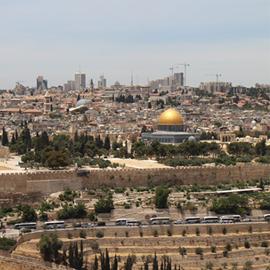 תמונה של Jérusalem le jour