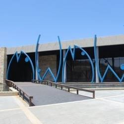 הכניסה לאקווריום - Entrance to the aquarium - Entrance to the Aquarium