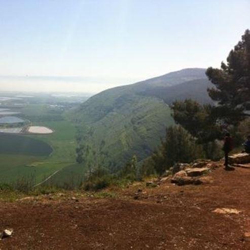 הגלבוע - The Gilboa