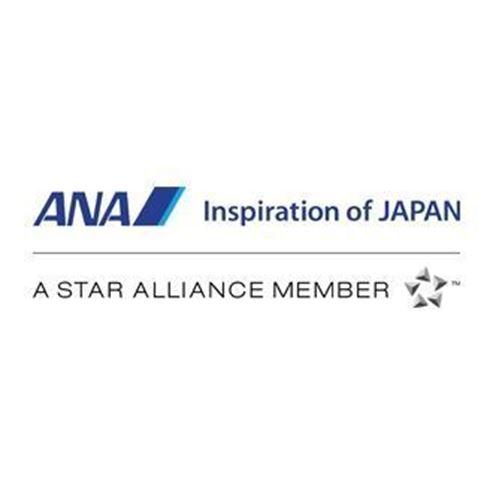 אול ניפון אירוויז לוגו-  all nippon airways Logo