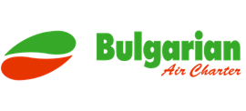 לוגו בולגריה אייר צ'רטר-  Bulgarian Air Charter Logo