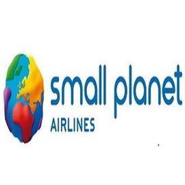 Logo Small Planet airlines - לוגו סולו פלנט איירליינס