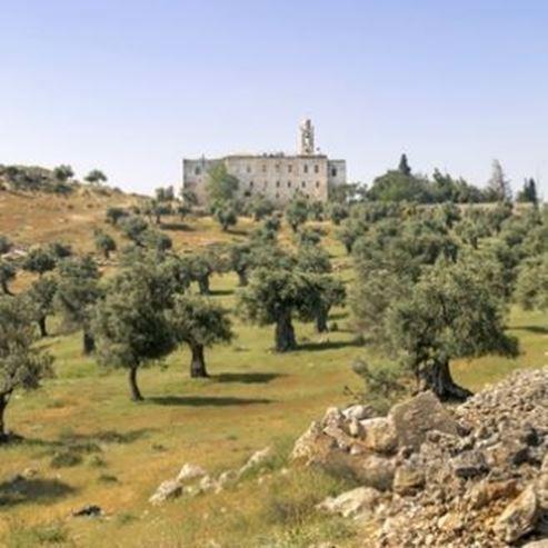 """מנזר מאר אליאס - Mar Elias (""""St. Elijah"""") Monastery"""