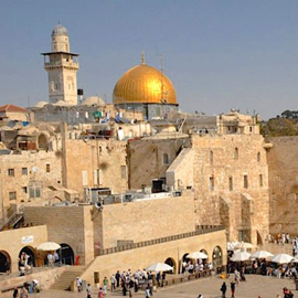 Bild von Finding your own Jerusalem