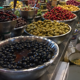 Foto de Glimpses of local culture at markets in Jerusalem and Tel Aviv