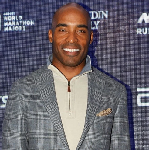 Picture of Tiki Barber to help lead NYC Israel Parade