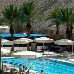 בריכת המלון - the spa pool