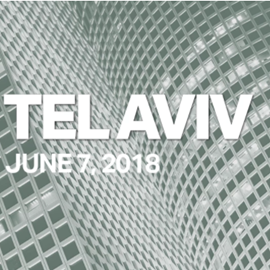 Picture of Tel Aviv, TechCrunch is coming back, this time with a conference