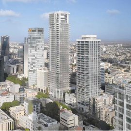 Picture of Letter from Tel Aviv: the architecture reaching new heights in Israel's cultural capital