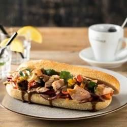 מנה מהתפריט  - A Dish from the menu
