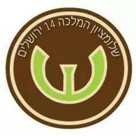 לוגו שלום פלאפל- Logo Shalom Falafel