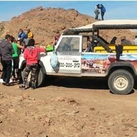 טיול ג'יפים - Jeep Tour