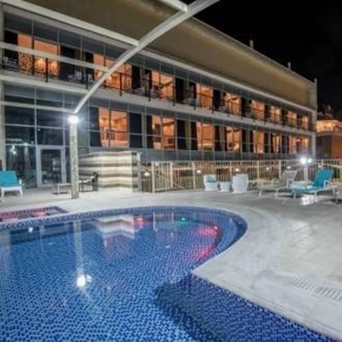 מלון אקוודוקט -Aqueduct Hotel