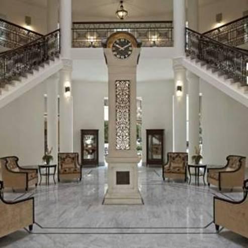 לובי המלון  - The lobby hotel
