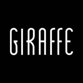 Giraffe logo - לוגו ג'ירף