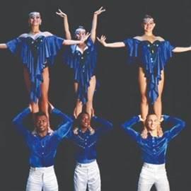 להקת המחול סלסה ויוה – קולומביה -Salsa Viva Dance Company - Colombia