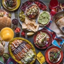 Mexicana Bograshov - מקסיקנה בוגרשוב