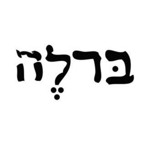 Berale Logo - ברלה לוגו