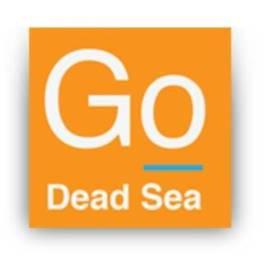Go Dead Sea logo - תיירות ים המלח לוגו