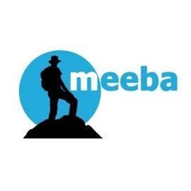 meeba Logo - מיבא לוגו