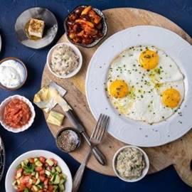 Breakfast - ארוחת בוקר