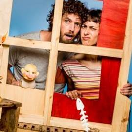 הפסטיבל הבינלאומי לתיאטרון בובות 2018 Puppet Theater Festival