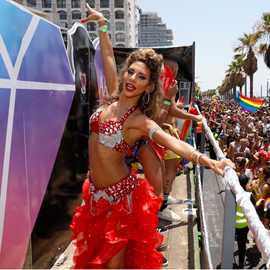 Picture of 250,000 attend Tel Aviv's 20th Pride Parade