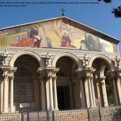 holy sepulachor-כנסיית הקבר