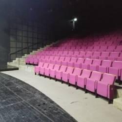 אולם תחתון- קהל - Lower hall - audience